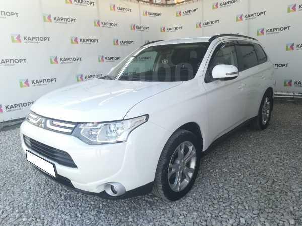 Mitsubishi Outlander, 2013 год, 1 113 000 руб.