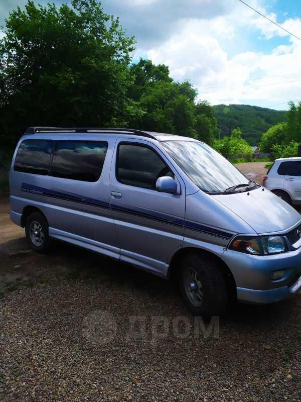 Toyota Hiace Regius, 1999 год, 459 999 руб.