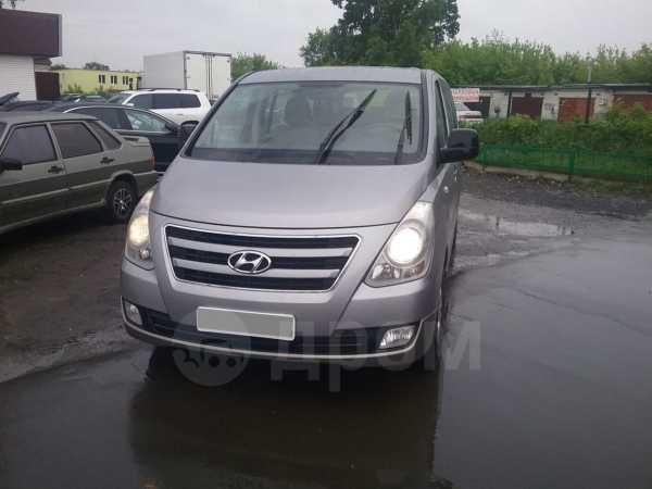 Hyundai H1, 2017 год, 1 550 000 руб.