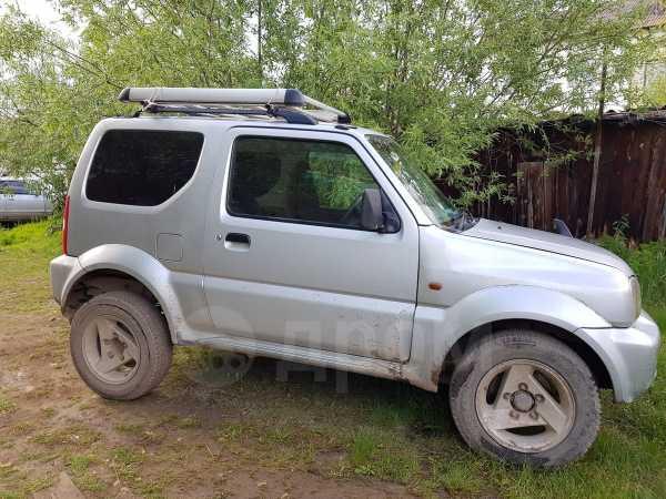 Suzuki Jimny Wide, 1998 год, 210 000 руб.