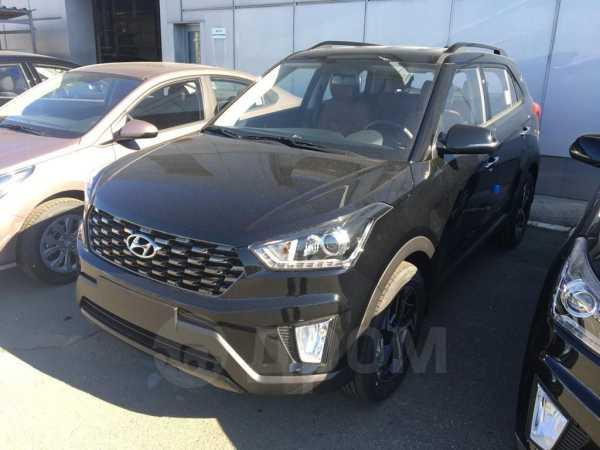 Hyundai Creta, 2020 год, 1 486 000 руб.