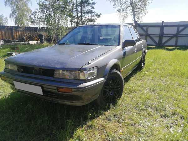 Nissan Bluebird, 1992 год, 80 000 руб.