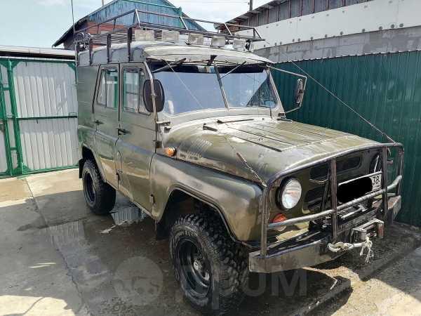 УАЗ 469, 1985 год, 200 000 руб.