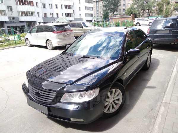 Hyundai Grandeur, 2008 год, 525 000 руб.