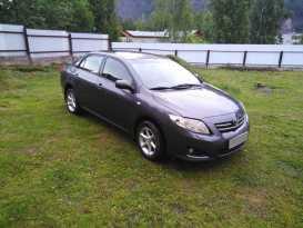Саяногорск Corolla 2007