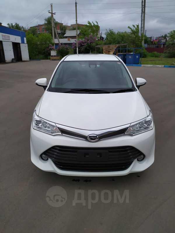Toyota Corolla Fielder, 2017 год, 890 000 руб.