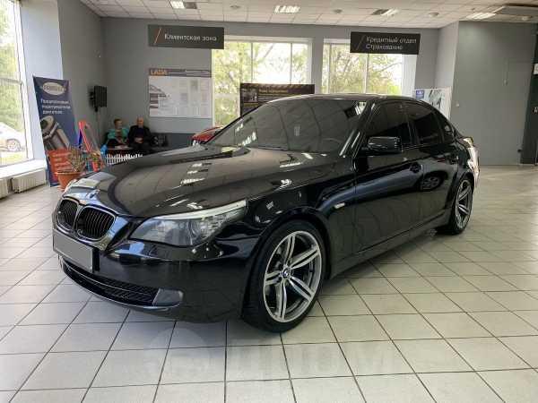 BMW 5-Series, 2008 год, 760 000 руб.