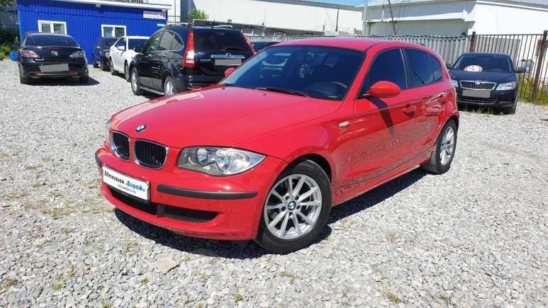 BMW 1-Series, 2008 год, 469 000 руб.