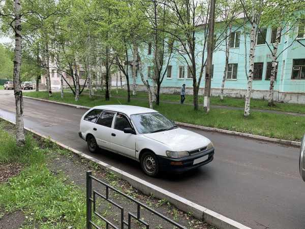 Toyota Sprinter, 2000 год, 150 000 руб.