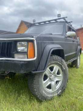 Иркутск Cherokee 1993