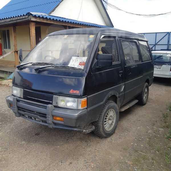 Nissan Vanette, 1989 год, 125 000 руб.