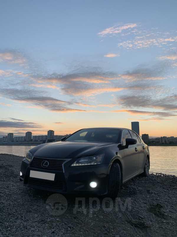 Lexus GS250, 2014 год, 1 650 000 руб.