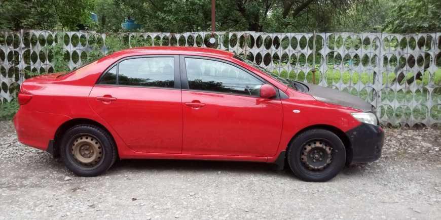 Toyota Corolla, 2008 год, 349 000 руб.