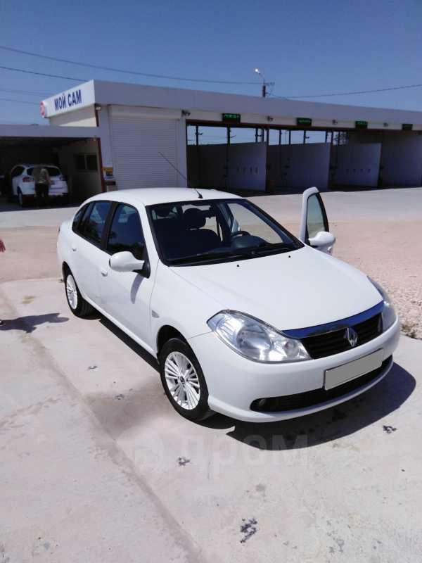 Renault Symbol, 2010 год, 290 000 руб.