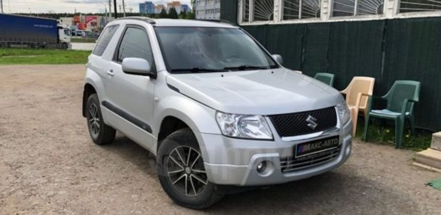 Suzuki Grand Vitara, 2007 год, 430 000 руб.