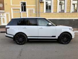 Нижний Новгород Range Rover 2014