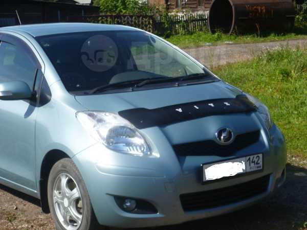 Toyota Vitz, 2009 год, 500 000 руб.