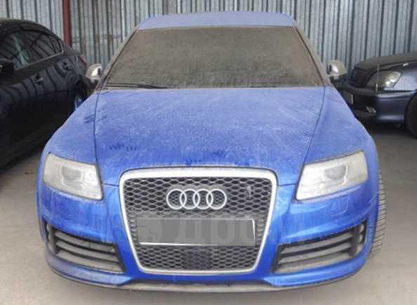 Audi RS6, 2010 год, 1 800 000 руб.