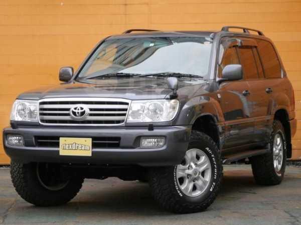 Toyota Land Cruiser, 2007 год, 890 000 руб.