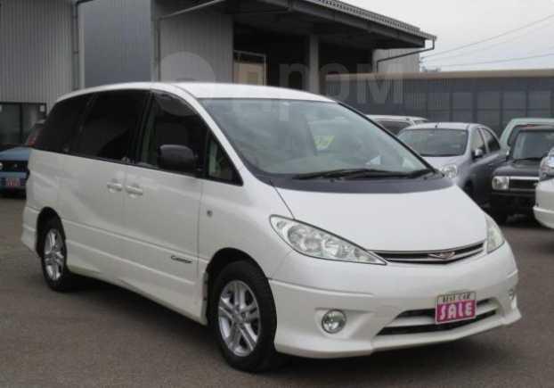 Toyota Estima, 2005 год, 370 000 руб.