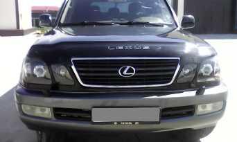 Кызыл Lexus LX470 1999