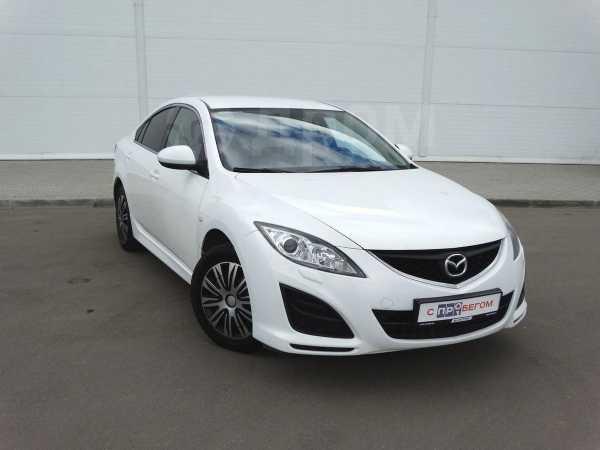 Mazda Mazda6, 2012 год, 525 000 руб.
