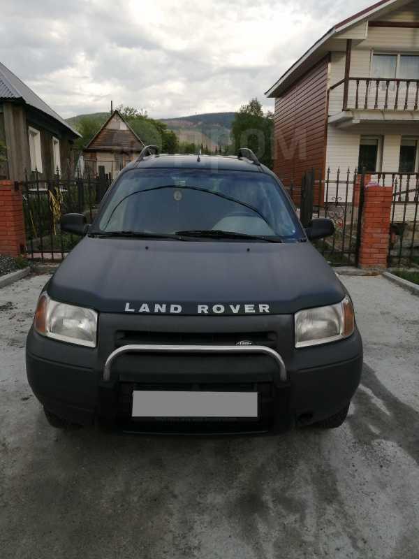 Land Rover Freelander, 2000 год, 315 000 руб.