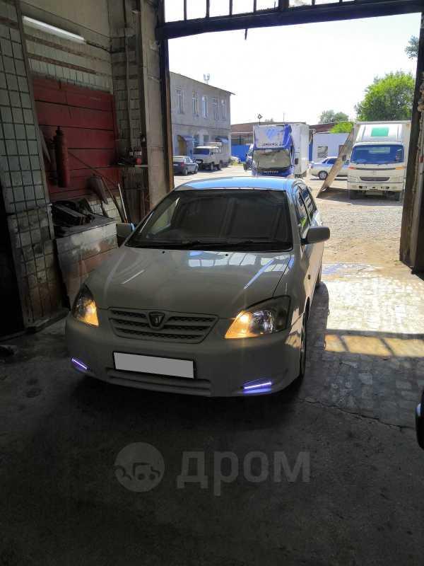 Toyota Allex, 2002 год, 320 000 руб.