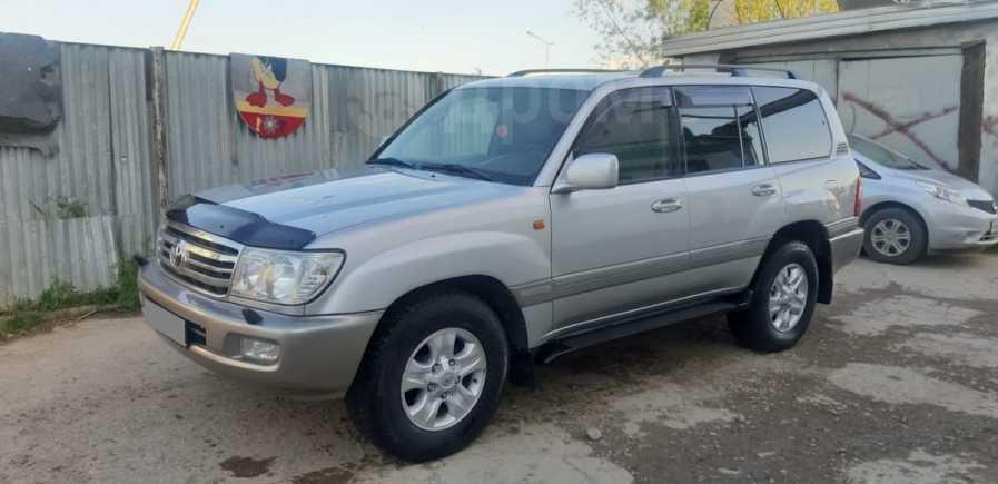 Toyota Land Cruiser, 2006 год, 1 515 000 руб.