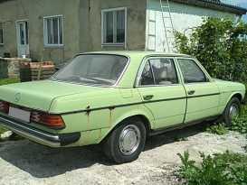 Нижний Ломов Mercedes 1977