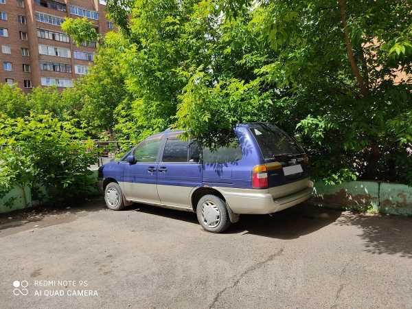 Nissan Prairie Joy, 1995 год, 150 000 руб.