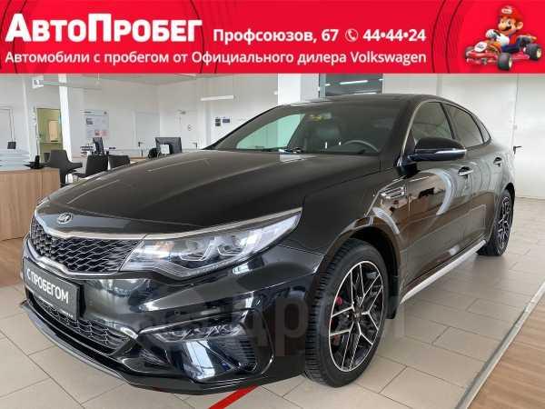 Kia Optima, 2019 год, 1 850 000 руб.