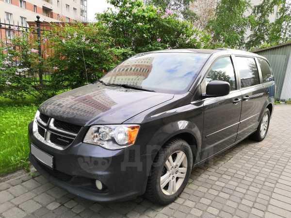 Dodge Grand Caravan, 2011 год, 970 000 руб.
