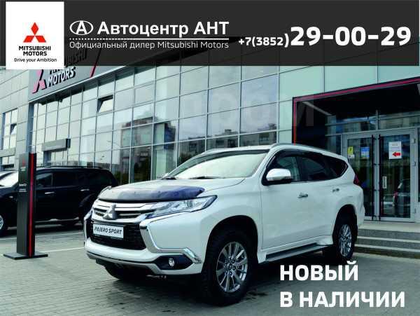 Mitsubishi Pajero Sport, 2019 год, 2 947 000 руб.