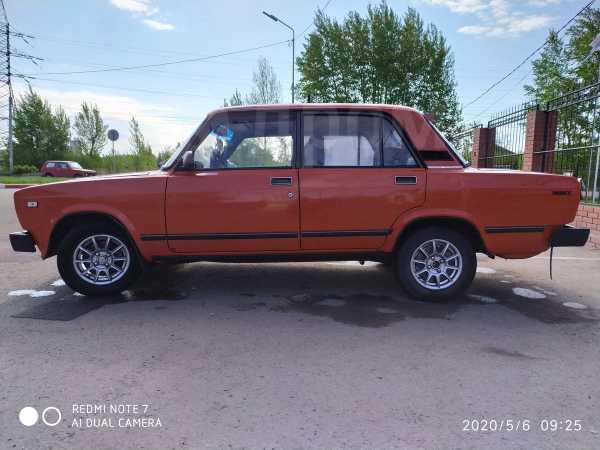 Лада 2105, 1986 год, 45 000 руб.