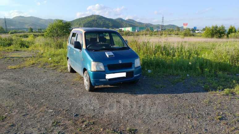 Suzuki Wagon R, 2000 год, 165 000 руб.