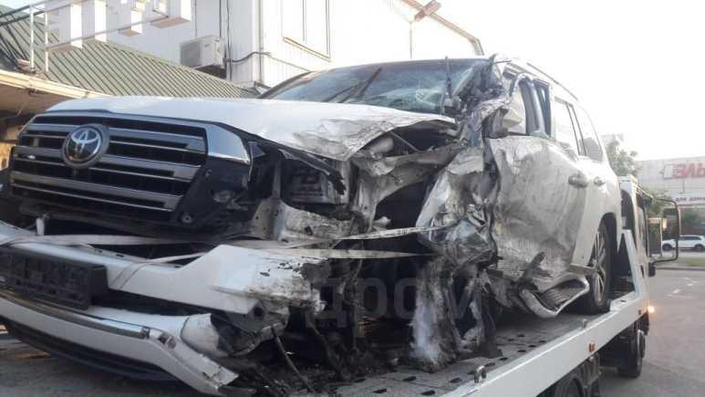Toyota Land Cruiser, 2016 год, 2 000 000 руб.