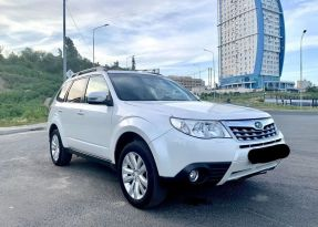 Волгоград Forester 2012