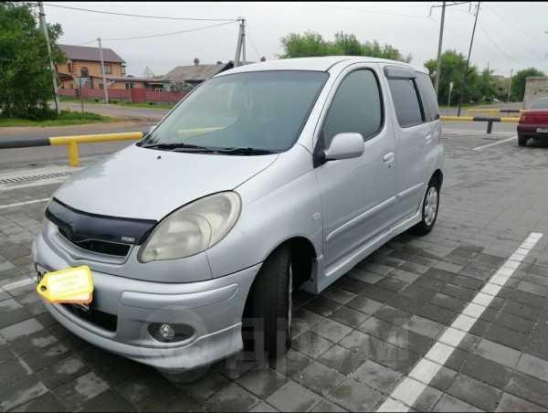 Toyota Funcargo, 2004 год, 315 000 руб.