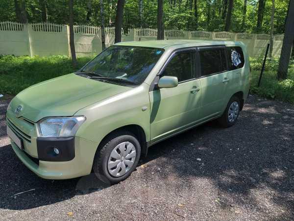 Toyota Succeed, 2014 год, 680 000 руб.