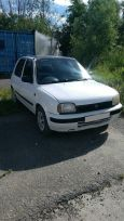 Nissan March, 1996 год, 60 000 руб.