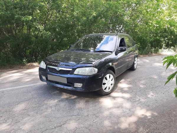 Mazda Familia S-Wagon, 1999 год, 110 000 руб.