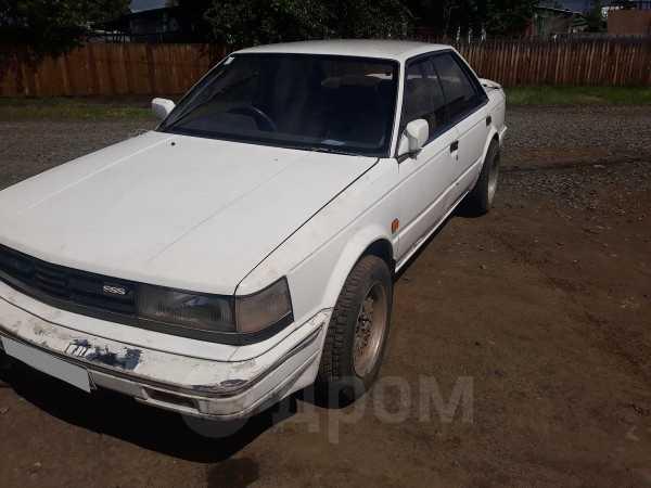 Nissan Bluebird, 1987 год, 30 000 руб.