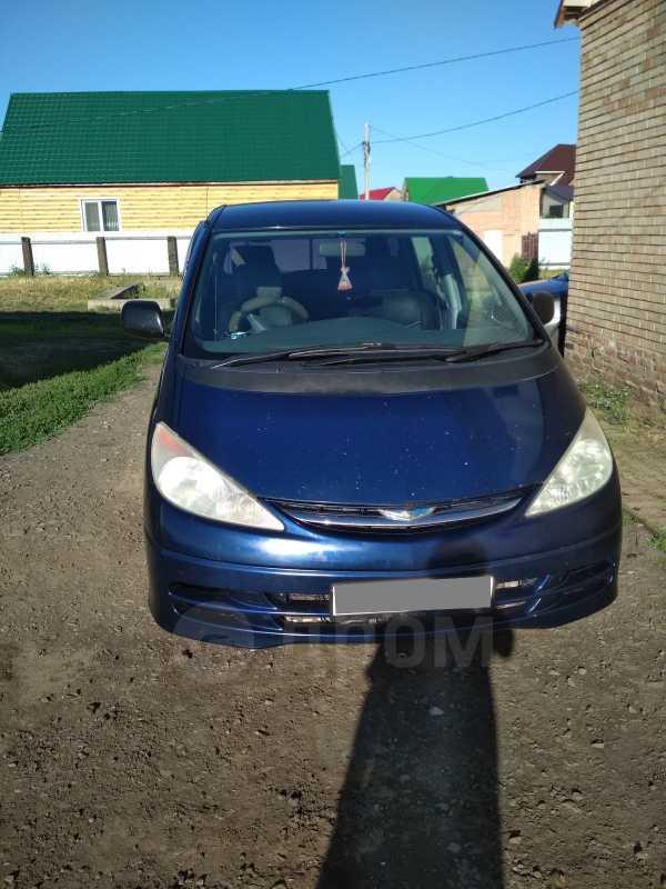 Toyota Estima, 2003 год, 550 000 руб.
