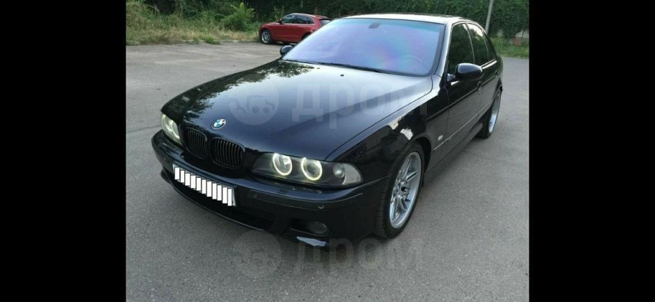 BMW M5, 2002 год, 1 550 000 руб.
