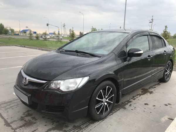 Honda Civic, 2008 год, 358 000 руб.