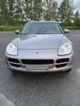 Porsche Cayenne, 2004 год, 615 000 руб.