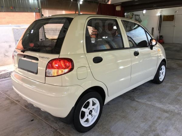 Daewoo Matiz, 2012 год, 168 000 руб.
