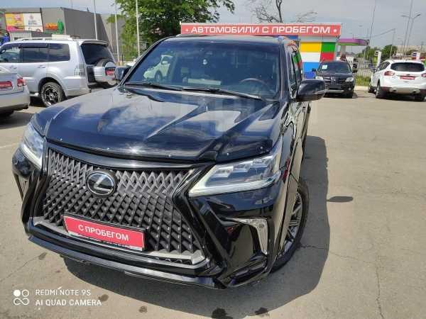 Lexus LX450d, 2018 год, 6 500 000 руб.