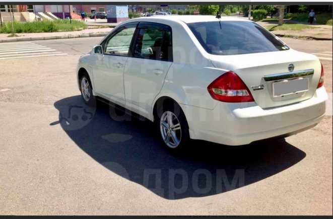 Nissan Tiida Latio, 2010 год, 483 000 руб.